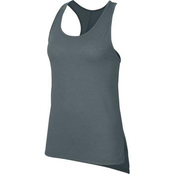 Toppe / T-shirts uden ærmer Nike  Yoga Tank