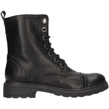 Sko Dame Chikke støvler Unica 10190 BLACK