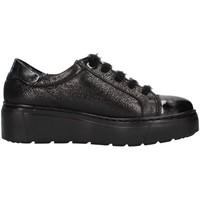 Sko Dame Lave sneakers CallagHan 14906 BLACK