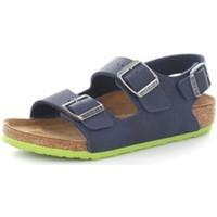Sko Dreng Sandaler Birkenstock 035203 BLUE