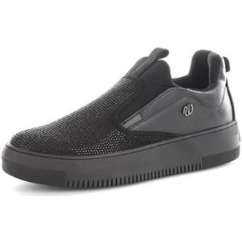 Sko Børn Lave sneakers Wrangler WL162640 BLACK