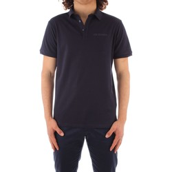 textil Herre Polo-t-shirts m. korte ærmer Trussardi 52T00488 1T003603 NAVY BLUE