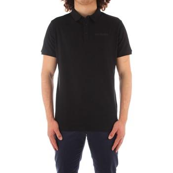 textil Herre Polo-t-shirts m. korte ærmer Trussardi 52T00488 1T003603 BLACK