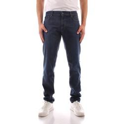 textil Herre Lige jeans Trussardi 52J00000 1Y000149 BLUE