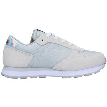 Sko Pige Lave sneakers Sun68 Z31404 SILVER