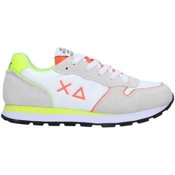 Sko Dreng Lave sneakers Sun68 Z31302 WHITE