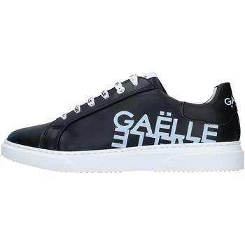 Sko Dame Lave sneakers GaËlle Paris G-620 BLACK