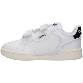 Tasker Dreng Lave sneakers adidas Originals FY9284 WHITE