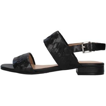 Sko Dame Sandaler Apepazza S1PETIT18/VEG BLACK