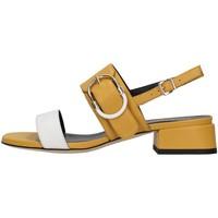 Sko Dame Sandaler Tres Jolie 2083/MUSA WHITE