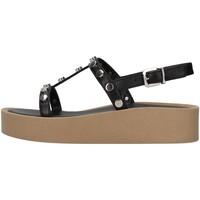 Sko Dame Sandaler Tres Jolie 2080/ALOE BLACK