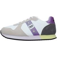 Sko Pige Lave sneakers Blauer S1LILLI02/LES WHITE