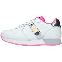 Sko Pige Lave sneakers Blauer S1LILLI02/LEA WHITE
