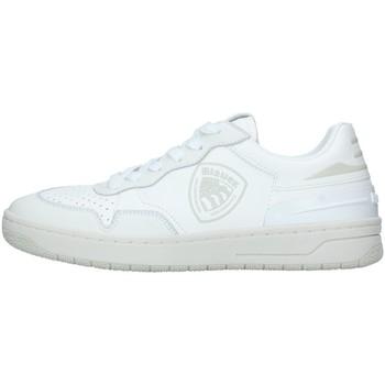 Sko Herre Lave sneakers Blauer S1DAYTON01/PUR WHITE