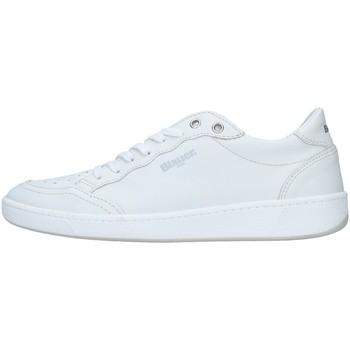 Sko Herre Lave sneakers Blauer S1MURRAY01/LEA WHITE