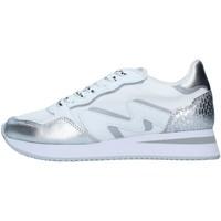Sko Dame Lave sneakers Manila Grace S682LU SILVER