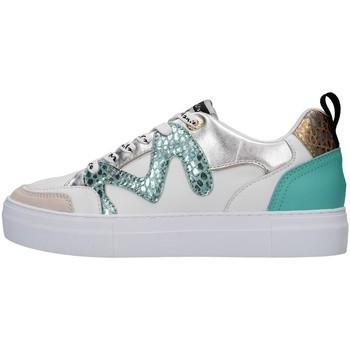 Sko Dame Lave sneakers Manila Grace S657LW AQUA BLUE