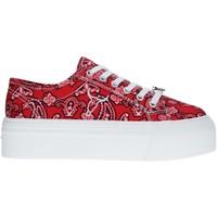 Sko Dame Lave sneakers Windsor Smith RUBY RED