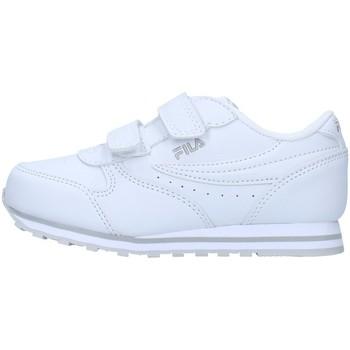Sko Pige Lave sneakers Fila 1011080 VIOLET