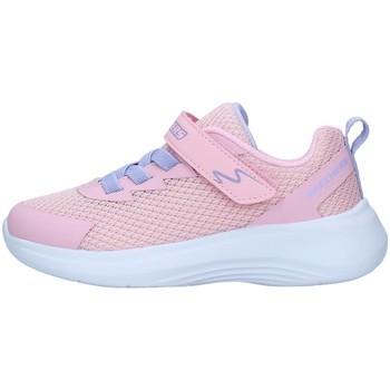 Sko Pige Lave sneakers Skechers 302470N PINK