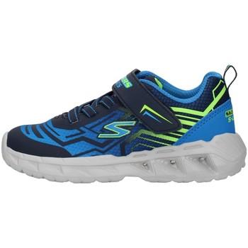 Sko Dreng Lave sneakers Skechers 401500N NAVY BLUE