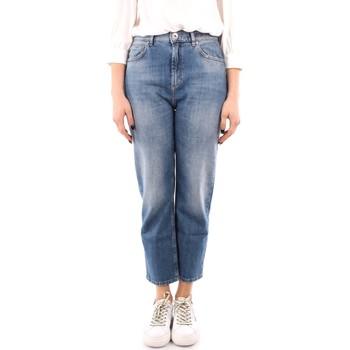 textil Dame Lige jeans Marella RSLIM BLUE