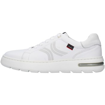 Tasker Herre Lave sneakers CallagHan 14100 WHITE