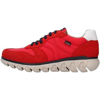 Tasker Herre Lave sneakers CallagHan 12903 RED