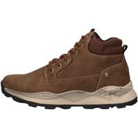Sko Herre Høje sneakers Wrangler WM02153A BROWN