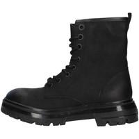 Sko Dame Høje støvletter Wrangler WL02570A BLACK