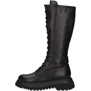 Sko Dame Chikke støvler Janet Sport 46702 BLACK