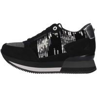 Sko Dame Lave sneakers Apepazza F0RSD01/VEL BLACK