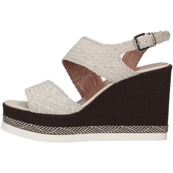 Sko Dame Sandaler Tres Jolie 2903/VALE/MSL WHITE