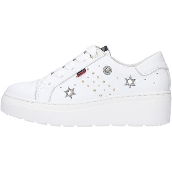 Sko Dame Lave sneakers CallagHan 14920 WHITE