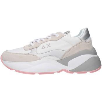 Sko Dame Lave sneakers Sun68 Z30220 WHITE