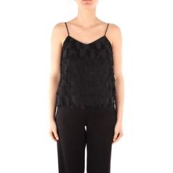 textil Dame Toppe / Bluser Marella LILIA BLACK