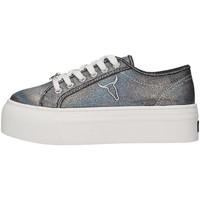 Sko Dame Lave sneakers Windsor Smith WSPRUBY BLACK