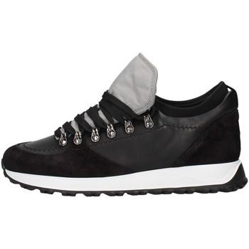 Sko Herre Lave sneakers Triver Flight 344-02D3 BLACK