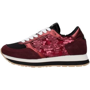 Sko Dame Lave sneakers Sun68 Z29217 RED