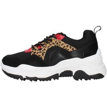 Sko Dame Lave sneakers Gold&gold GS35 BLACK