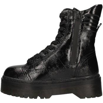 Sko Dame Chikke støvler Gold&gold GA116 BLACK