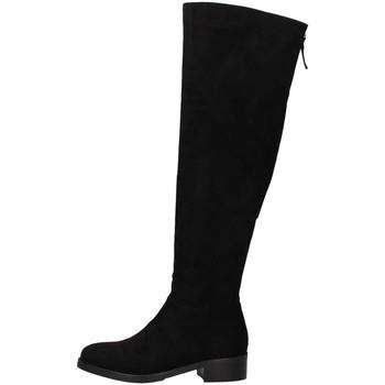Sko Dame Chikke støvler Luciano Barachini DD113E BLACK