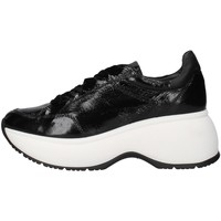Sko Dame Lave sneakers Janet Sport 44750 BLACK