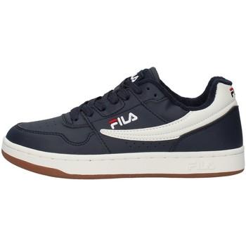 Sko Dreng Lave sneakers Fila 1010787 BLUE