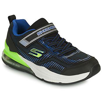 Sko Børn Lave sneakers Skechers SKECH-AIR BLAST-TALLIXEEL A Blå