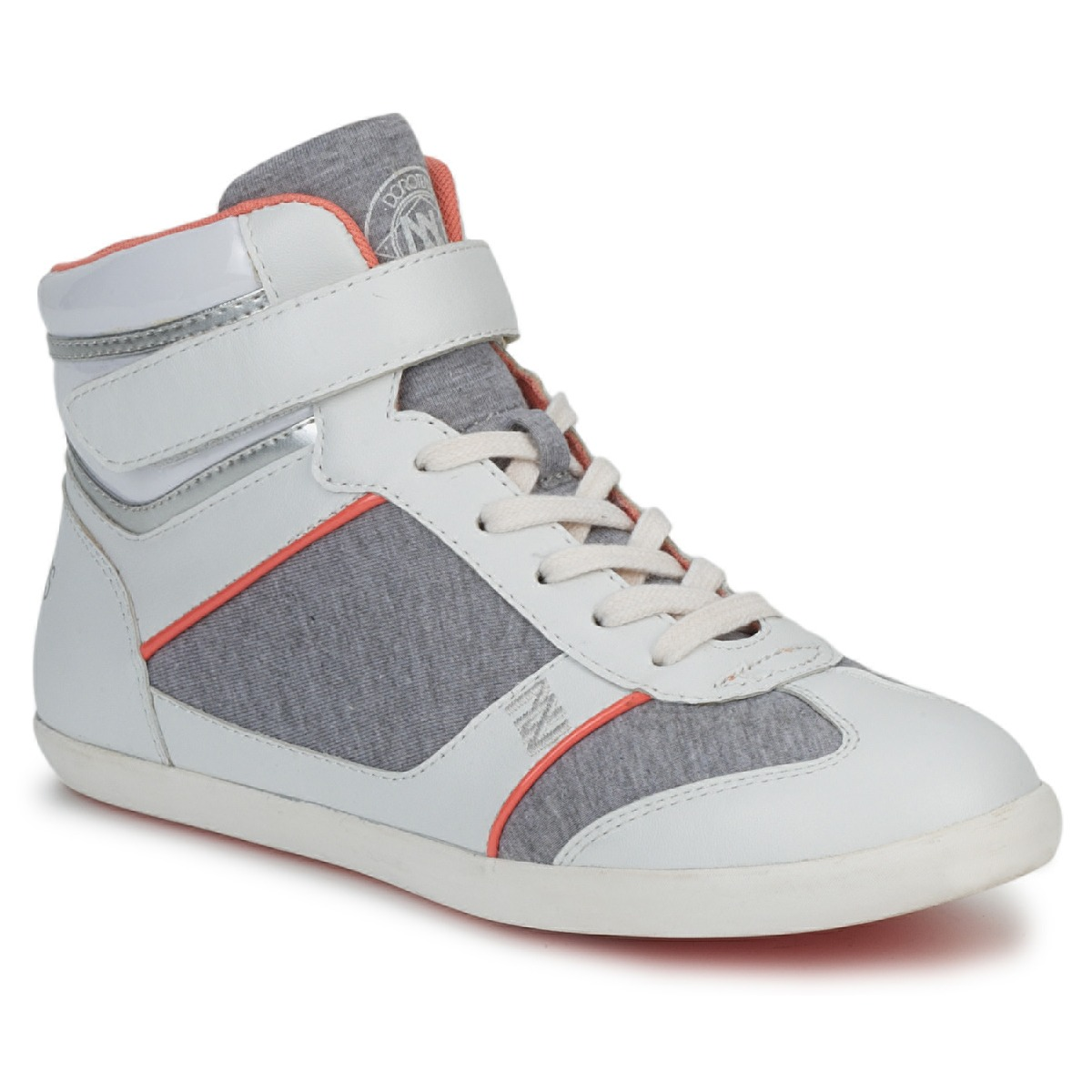 Sneakers Dorotennis  MONTANTE VELCRO