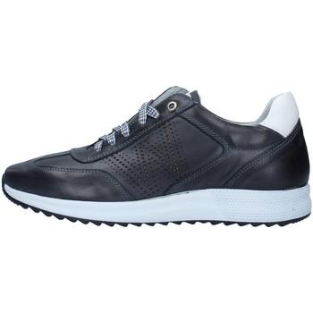 Sko Herre Lave sneakers Melluso U16233A BLUE