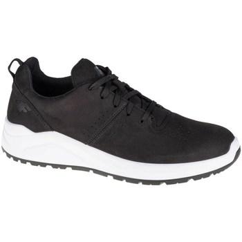 Sko Herre Lave sneakers 4F OBML251 Hvid, Sort