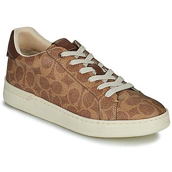 Sko Dame Lave sneakers Coach LOWLINE Brun
