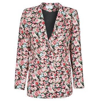 textil Dame Jakker / Blazere Betty London OBIMBA Sort / Pink